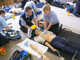 Teacher EMT
