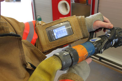 Is technology killing he volunteer fire service?